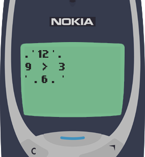 Text Message 8844: Time will always fly in Nokia 3310